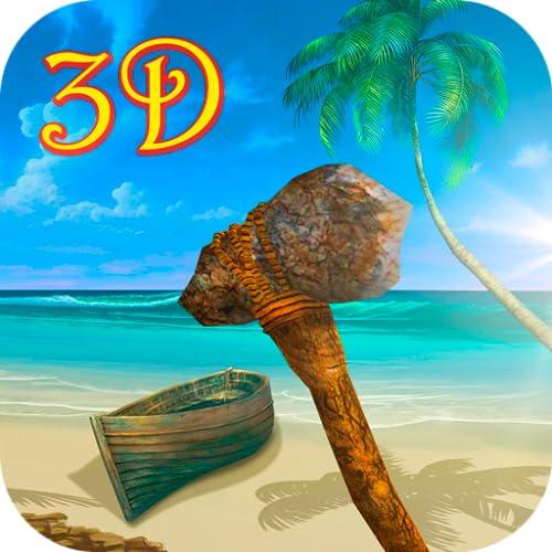 Mysterious Island Suvival Simulator