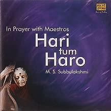 IN PRAYER WITH MEASTROS -HARI TUM HARO