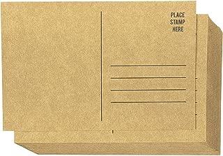 kraft paper postcards