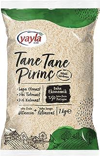 Yayla Tane Tane Pirinç 1 Kg