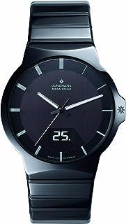 JUNGHANS - Reloj de Pulsera analógico XL Force para Hombre – Digital cerámica 018/1133.44