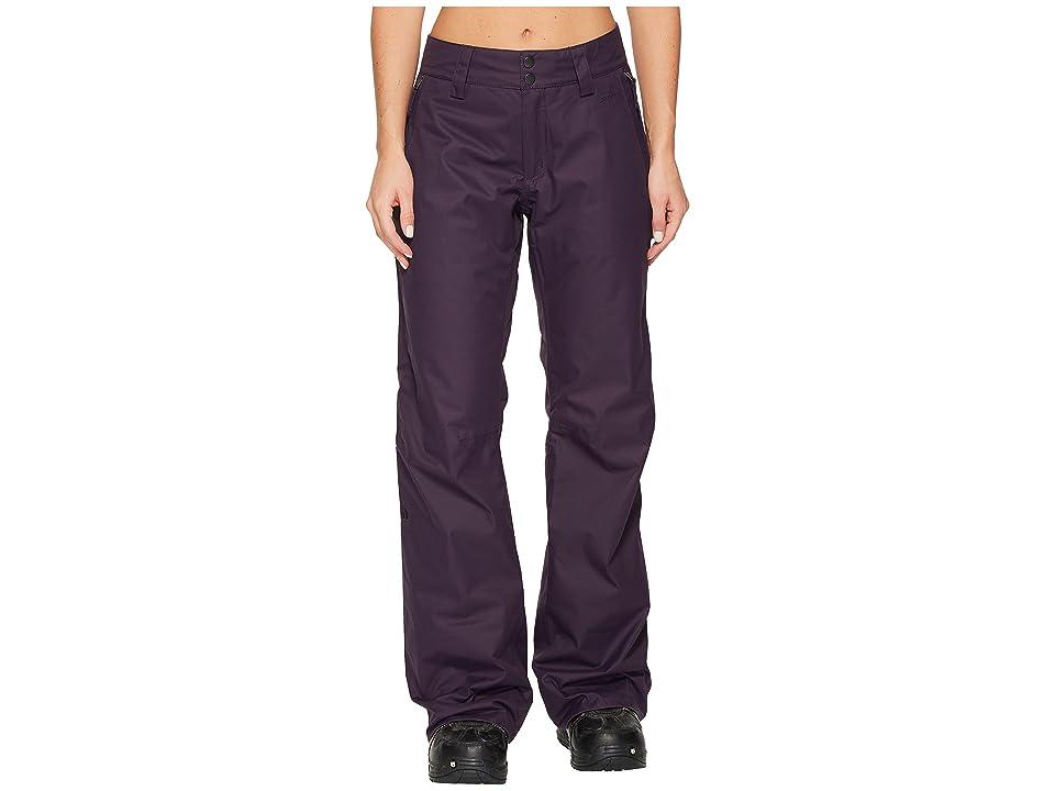 The North Face Sally Pants (Dark Eggplant Purple) Women