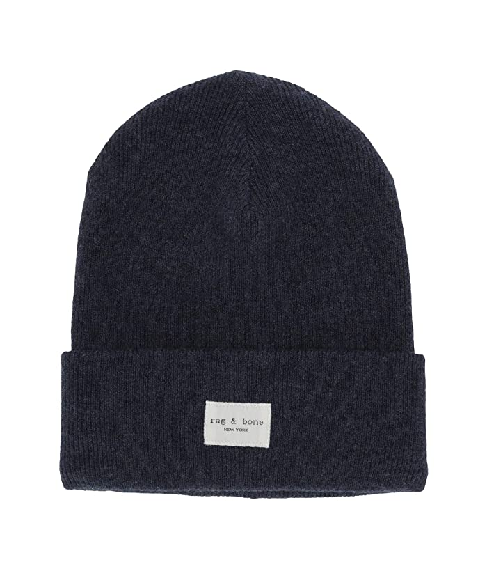 rag and bone  Addison Beanie (Royal Blue) Caps