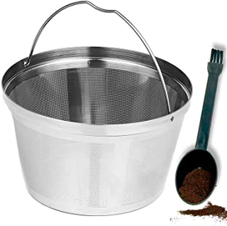 stainless steel filter basket