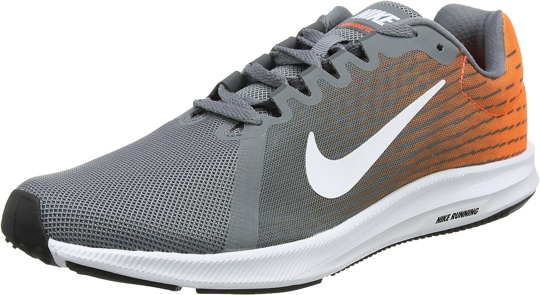 Nike Herren Downshifter 8 Laufschuhe, Schwarz, 44_EU