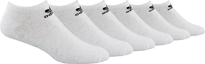 adidas Socks Men's Originals Cushioned 6-Pack No Show Socks