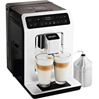 Krups EA89 Deluxe One-Touch Super Automatic Espresso & Cappuccino Machine (Gray)