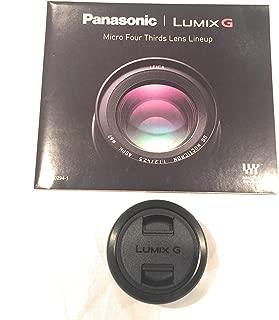 Panasonic LUMIX G Vario 12-32mm f/3.5-5.6 Lens