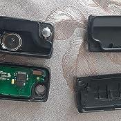 Ociodual Ce0523 Hu83 2 Tasten Autoschlüssel Gehäuse Elektronik