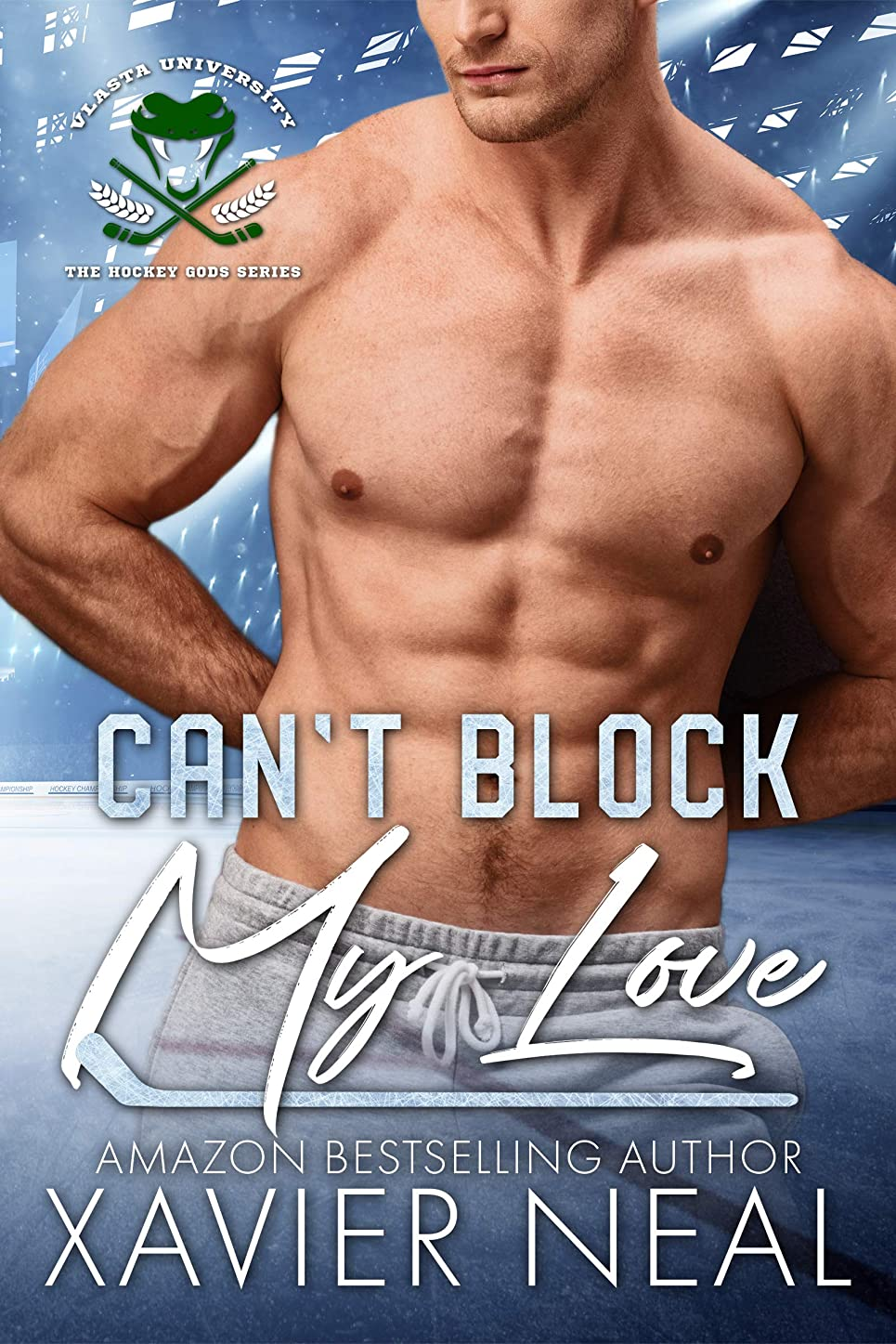 つまずく保険ジャングルCan't Block My Love: A New Adult Romantic Comedy (The Hockey Gods Series Book 1) (English Edition)