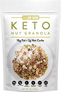 Best low carb granola brands Reviews
