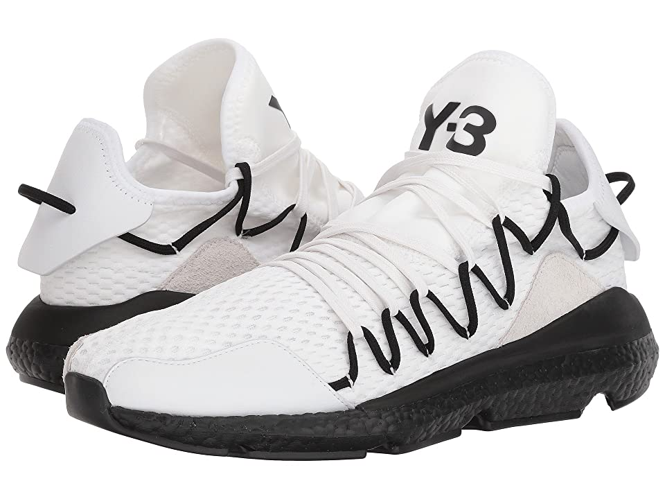 low priced 42f66 e8249 adidas Y-3 by Yohji Yamamoto Kusari (Core White Core Black Core