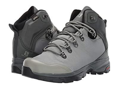 Salomon Outback 500 GTX(r) (Shadow/Urban Chic/Black) Women