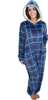 pj onesies for adults