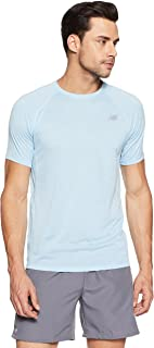 New Balance Men's Tenacity Short Sleeve