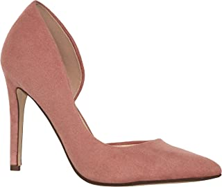 MVE Shoes Women's Classy Pointed High Heel Pumps