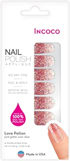 Incoco Nail Polish Applique - Love Potion (Pack of 1)