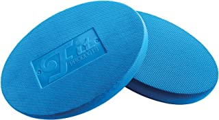 Fit Products Oval Balance Pads/Boards: Pysiotherapy, Pilates, Yoga, Martial Arts, Balance, Endurance, Core Stability, Strength Training, Movement Rehabilitation and Much More!