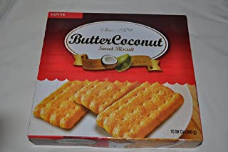 Lotte Butter Coconut Biscuit Multi