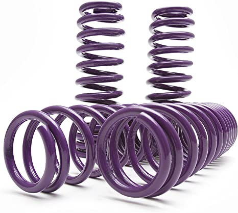 """D2 PRO Lowering Springs 2.0"""" For 2016+ Civic Coupe Sedan Hatchback: image"""