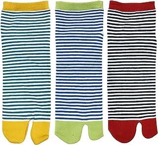 AllyDrew Flip Flop Socks Sandal Socks (set of 3)