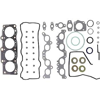 Cressida// 2.8L// DOHC// L6// 12V// 2754cc// 5MGE DNJ HGS941 Graphite Head Gasket Set//For 1982-1988// Toyota//Celica