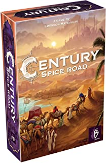 Plan B Games Century Spice Road Strategy Game