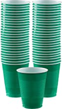 Party Festive Green Plastic Supply