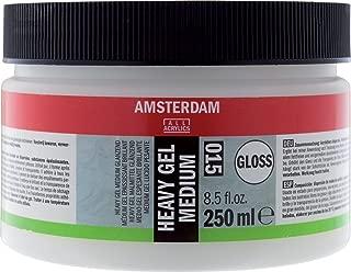Amsterdam Heavy Gel Medium Glossy 250Ml