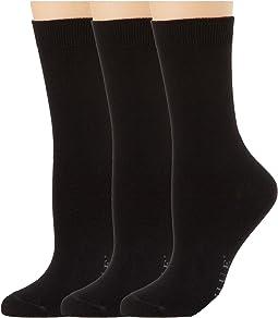 HUE - Basic Anklet 3-Pack