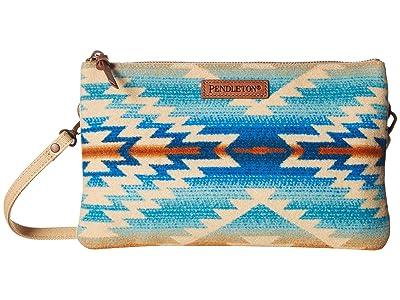 Pendleton Large Three-Pocket Keeper (Pagosa Springs) Handbags