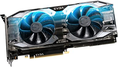 EVGA GeForce RTX 2080 Ti XC Ultra Gaming, 11G-P4-2383-RX, 11GB GDDR6, Dual HDB Fans & RGB LED (Renewed)