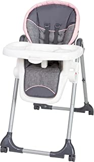 Baby Trend Dine Time 3-in 1 High Chair, Starlight Pink