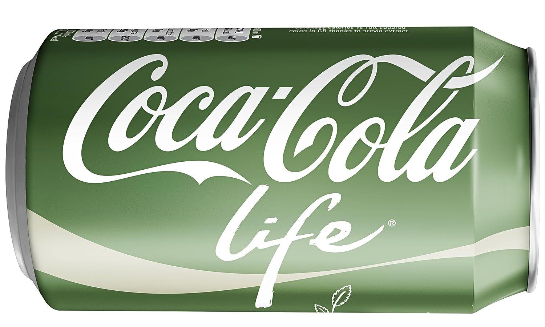 Coca Cola life amazon