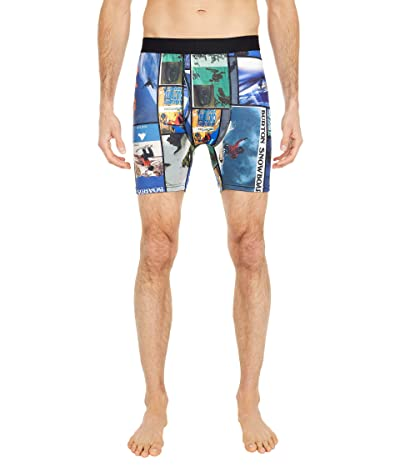 Burton Lightweight X Base Layer Boxer Shorts (Catalog Collage) Men