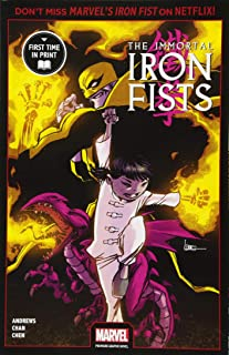 Immortal Iron Fists (Marvel Premiere Graphic Novel)