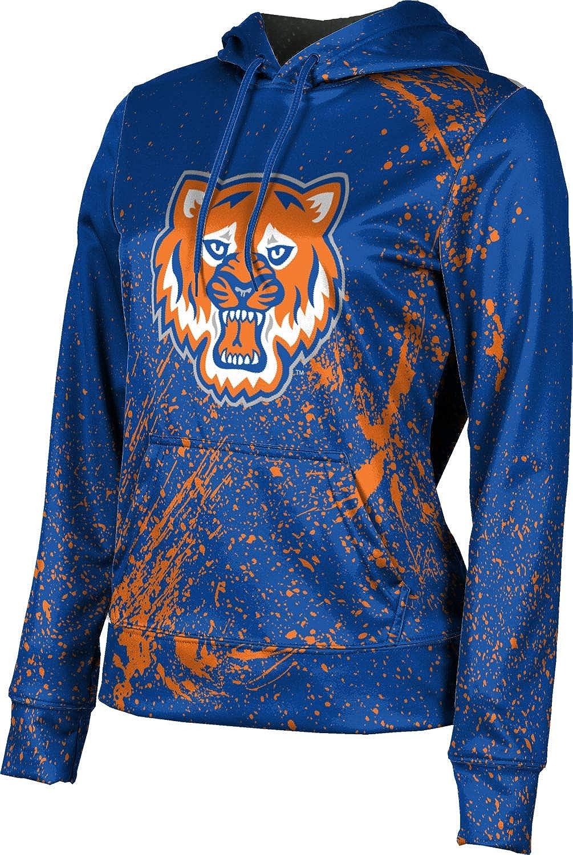 Sam Houston State University Girls' Pullover Hoodie, School Spirit Sweatshirt (Splatter)