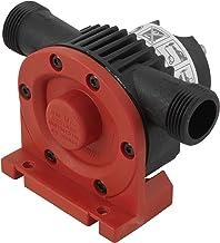 Wolfcraft Bohrmaschinen Pumpe mit Kunststoffgehäuse 2207000 | Selbstansaugende Wasserpumpe mit bis zu leistungsstarken 300...