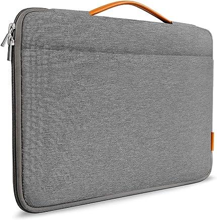 Inateck 13-13,3 Zoll Sleeve Hülle Ultrabook Laptop Tasche kompatibel mit 13,3 Zoll MacBook Pro Retina/MacBook Air und Surface Pro6/Surface Pro 2017/4/3, Dunkelgrau