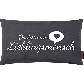 Out of the blue Rotes Plüschherz Ich Liebe Dich ca. 35 cm