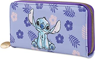 Disney Purses for Women Stitch Women's Wallets with Card Slots & Coin Purse Stitch Disney Gifts