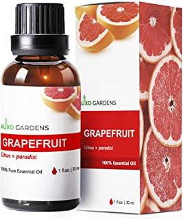 Grapefruit Essential Oil 1 oz (30ml) -100% Natural and Pure Therapeutic Grade-Premium Quality Italian Grape...