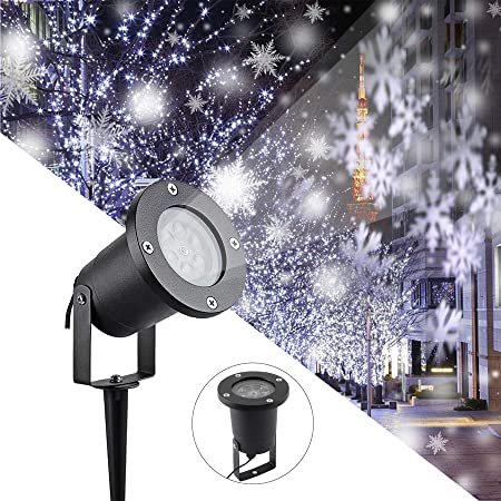 LED Animial Projektor Licht Weihnachten Outdoor Garten Projektionslampe DHL