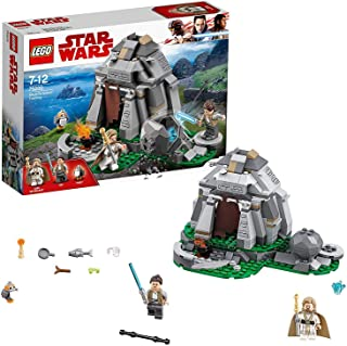 Lego Star Wars Ahch-To Island Training Building Set, Multi-Colour, 75200