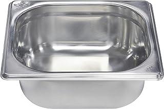 Raj Steel G N Pan, Silver, Size 1/6, CS5750