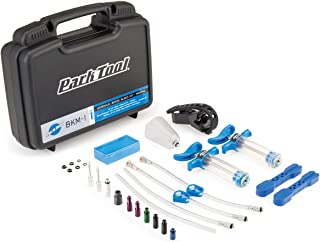 Park Tool BKM-1 Hydraulic Bicycle Brake Bleed Kit - Mineral Oil