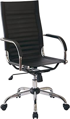 AVE SIX Trinidad High Back Office Chair
