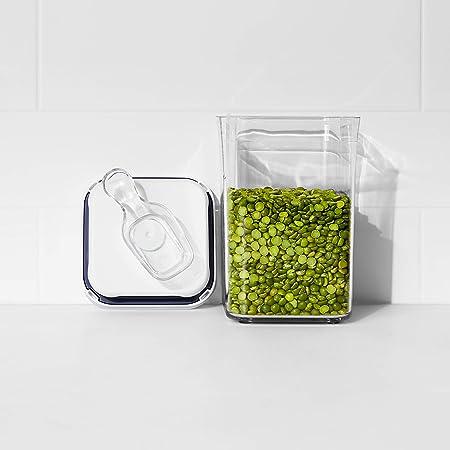 OXO Good Grips 11299700 Boîte de Rangement Alimentaire, Plastique, Transparent, Taille Unique
