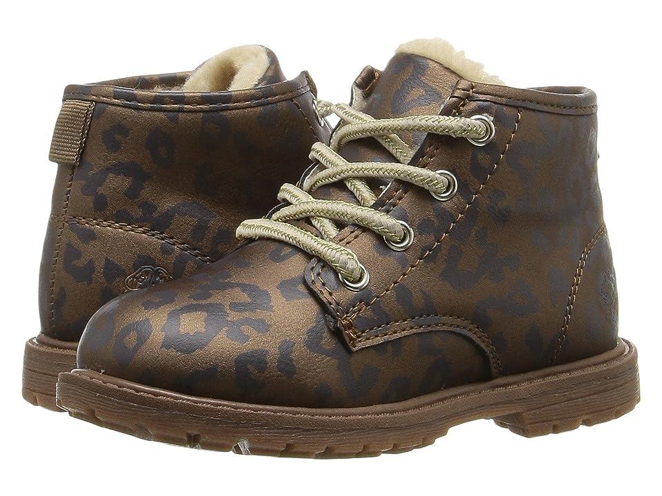 OshKosh Monica (Toddler/Little Kid) (Brown) Girls Shoes