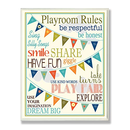 Kids Playroom Wall Decor Amazon Com